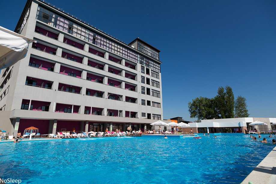 отель BETON BRUT All Inclusive & Spa Hotel in Miracleon фото 1
